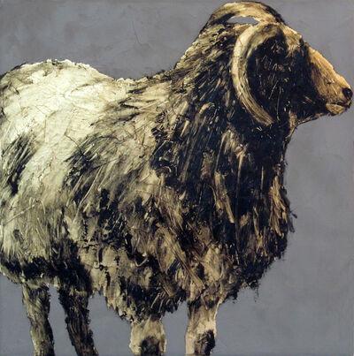 Carolyn Letvin, 'Golden Fleece #49', 2020