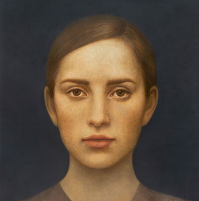Alberto Gálvez, 'Azul de tormenta', 2020