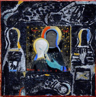 Nizar Sabour, 'Damascus Icon No. 6', 2015