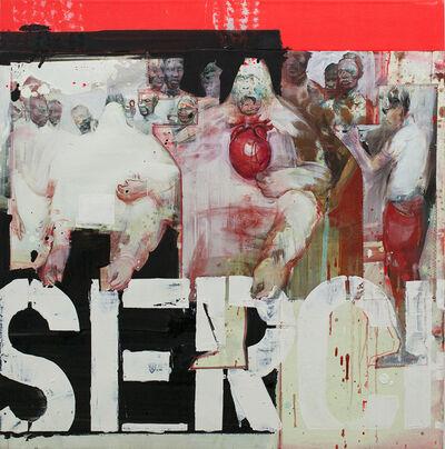 Radek Szlaga, 'Serce', 2015
