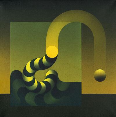 Julio Le Parc, 'Modulation 760', 1985