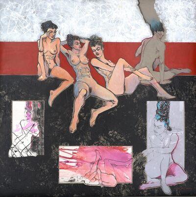 Otoni Gali Rosa, 'Mulheres, Esboços e Mulheres'