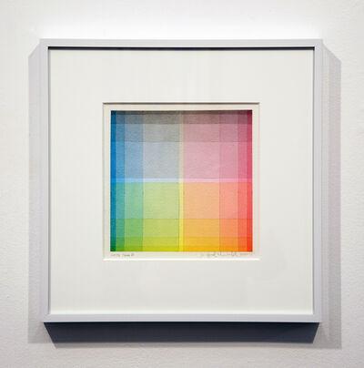 Sanford Wurmfeld, 'Watercolor Series F #1', 2011