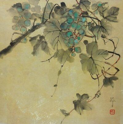 Hiroko Takeda (b. 1983), 'Summer grapes', 2018