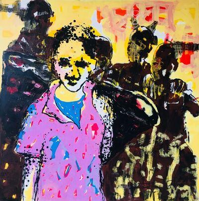 Yagor, 'Les Enfants du couloir ', 2018