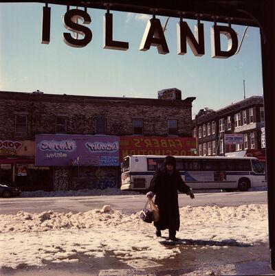 Nadia Attura, 'Coney Island Snows', 2015