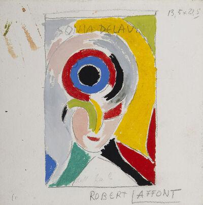 Sonia Delaunay, 'Autoportrait', 1979