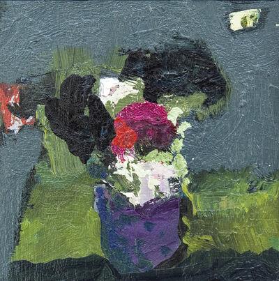 Jennifer Hornyak, 'Prussian with Violet', 2018