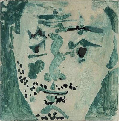 Pablo Picasso, 'Tête d'homme barbu', 1965