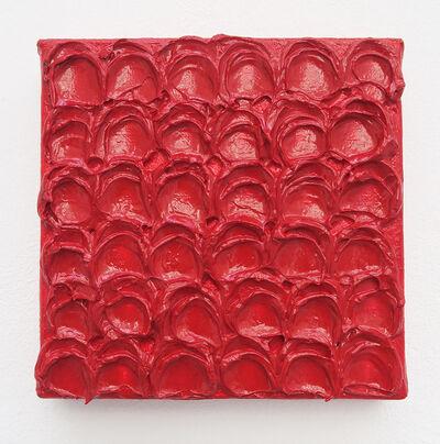 Bernard Aubertin, 'Fait à la petite cuillère', 2013
