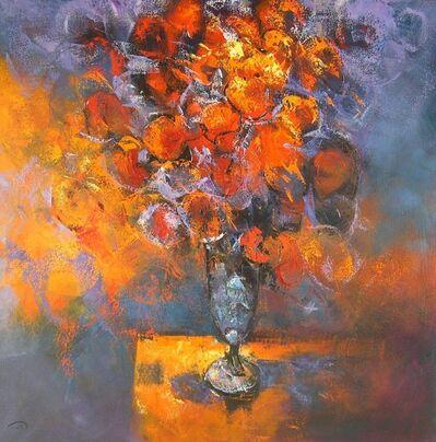 Tomàs Sunyol, 'Flors al cava', 2018