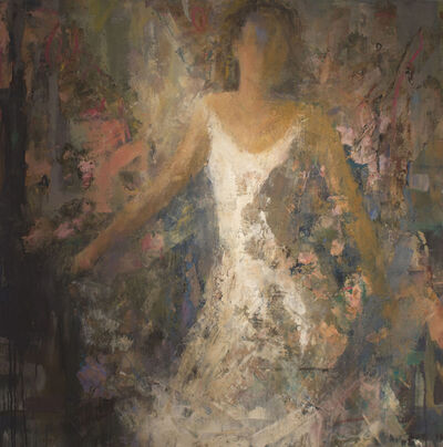Cynthia Packard, 'White Dress', 2000's