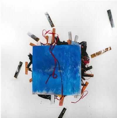 Andre Petterson, 'Cobalt Landing', 2018