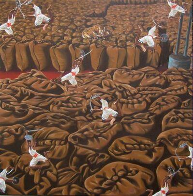 Roy Thomas, 'Unexpected Revelation-5', 2011