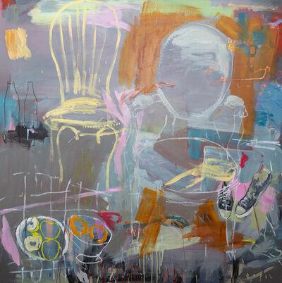 Gopal Dagnogo, 'Fauteuil et chaise de jardin', 2016