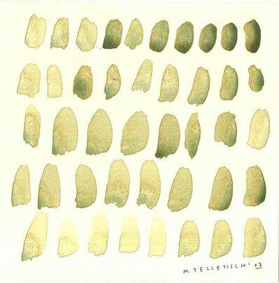Maria Yelletisch, 'Asturian green', 2017