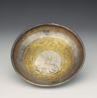 'Bowl with Tendril Frieze',  1st century B.C.
