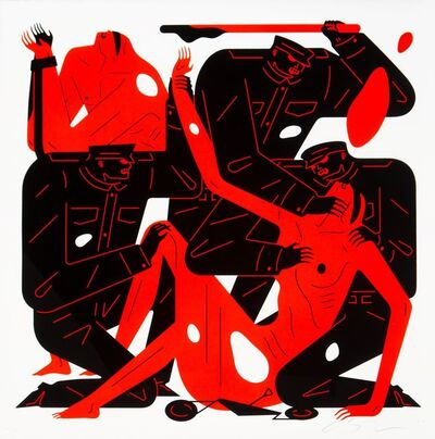 Cleon Peterson, 'The Edn Justify's the Means, Without Law There is No Wrong, and Punishment is What We Wanted All Along', 2019