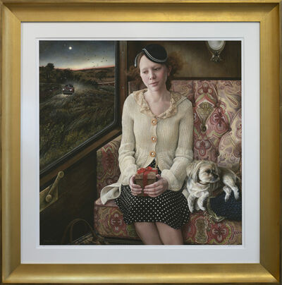Andrea Kowch, 'Reunion - Limited Edition Signed Print'