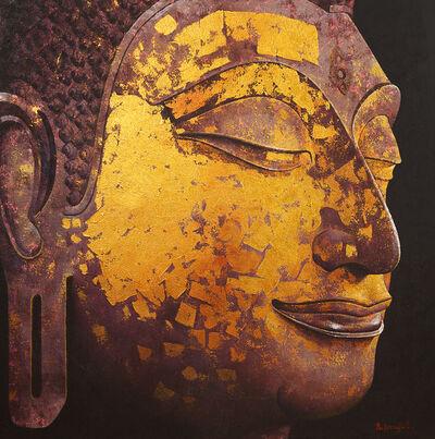 Pajonyut Puvijarn, 'Gold Buddha ', 2016