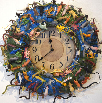 Deborah Standard, 'Time is Ticking For All', 2017