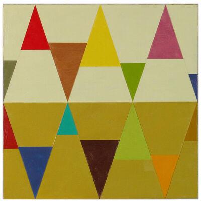 Joanne Mattera, 'Chromatic Geometry 19', 2019
