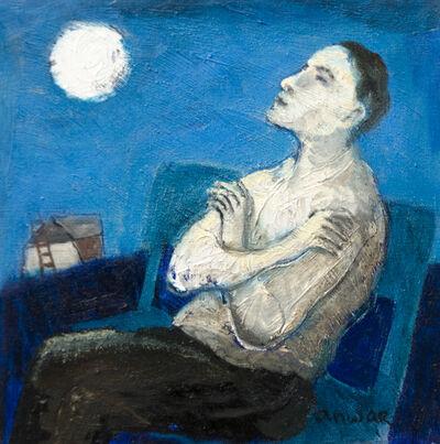 Anwar Abdoullaev, 'Under the Moon', 2016
