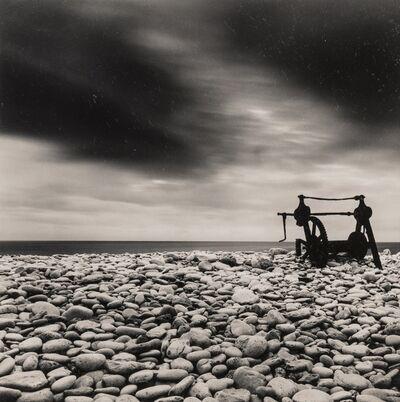 Michael Kenna, 'Winding device, Portland, Dorset, England', 1990