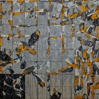 Sigfredo Chacón, 'Pintura Académica Intervendia #7', 1996