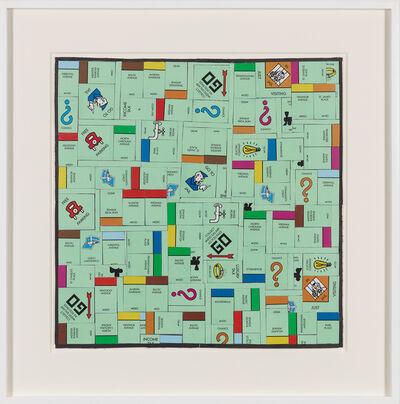 Luis Camnitzer, 'Monopoly', 2012-2017