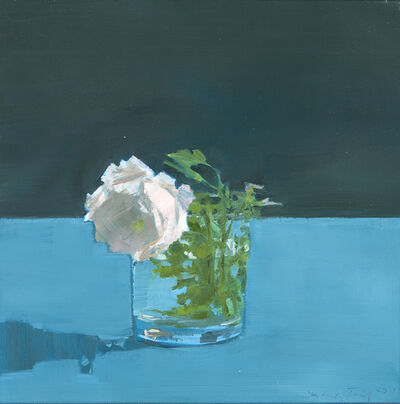 Marilyn Turtz, 'I Put Your Rose in My Glass'