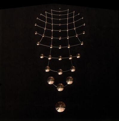 Marion Borgelt, 'Bronze Pulse; Variation 1', 2018
