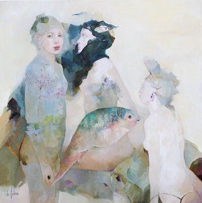 Françoise de Felice, 'Attirance', 2019