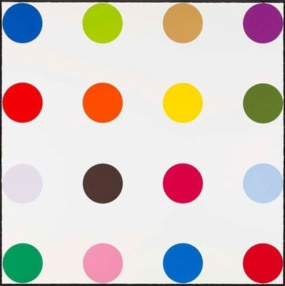 Damien Hirst, 'Cocarboxylase', 2010