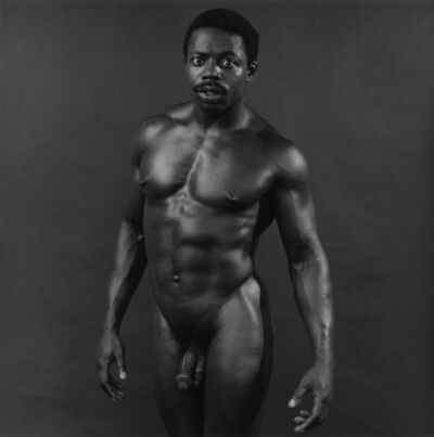 Robert Mapplethorpe, 'Charles Bowman', 1980