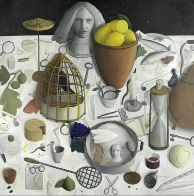 Brian Sayers, 'Still life with lemons', ca. 2000