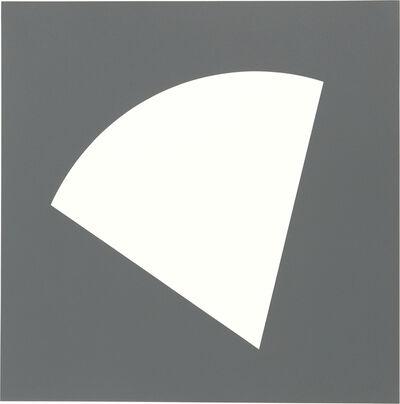 Ellsworth Kelly, 'White Curve', 1998