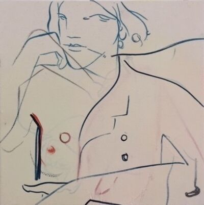 France-Lise McGurn, 'Where is your hand', 2018