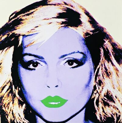 Andy Warhol, 'Debbie Harry/Blondie 1985 ', 1987