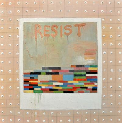 Judy Wold, 'Resist', 2017