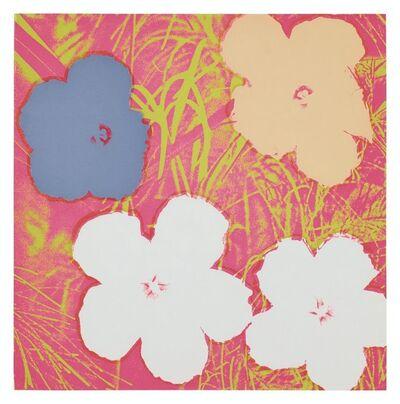 Andy Warhol, 'Flowers (Feldman & Schellmann II.69)', 1970