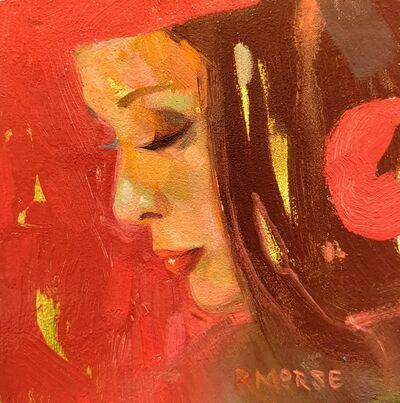Ryan Morse, 'Red', 2018