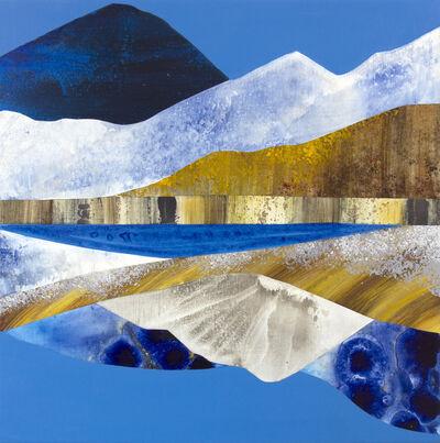 Sarah Winkler, 'Winter Bluebird', 2019