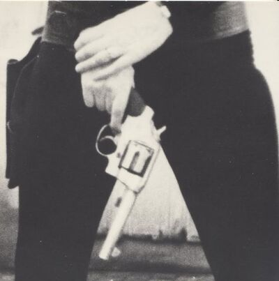 Alexis Poliakoff, 'Colt 45', 1967