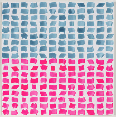 Jacob Ouillette, 'Blue/Pink 108', 2018