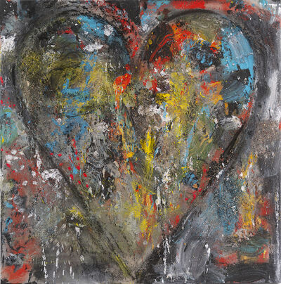 Jim Dine, 'Fairy's romance laughing', 2021