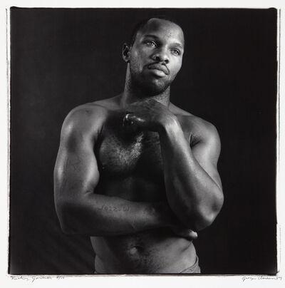 George Dureau, 'Ricky Garner', 1989