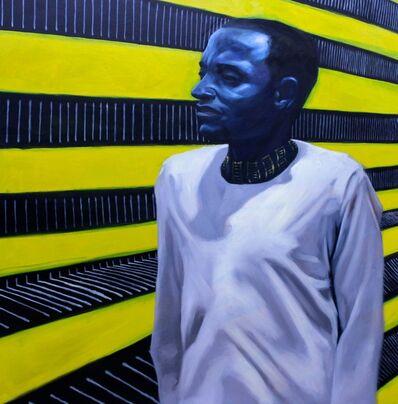 Spencer Evans, 'Rhythmic Brother Femi', 2018