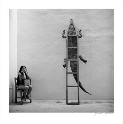 Graciela Iturbide, 'Alheli', 1995
