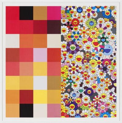 Takashi Murakami, 'ACUPUNCTURE FLOWERS', 2016